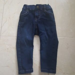 Hanna Andersson 2T boys jeans
